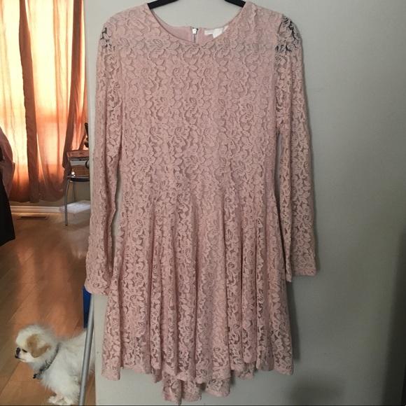 H&M lace dress NWOT